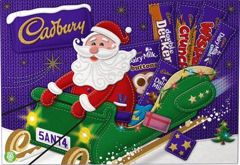 Cadbury medium selection box dairy milk oreo