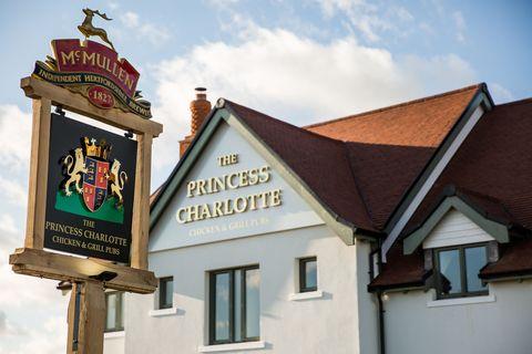 Princess Charlotte pub