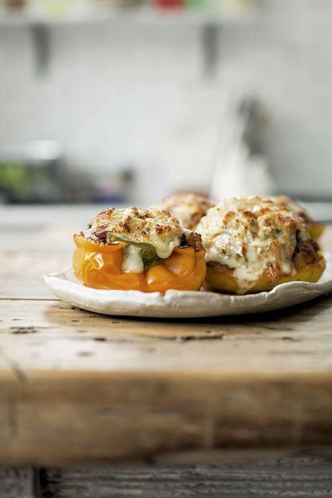 Tom Kerridge stuffed peppers recipe
