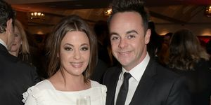 Lisa Armstrong and Ant McPartlin