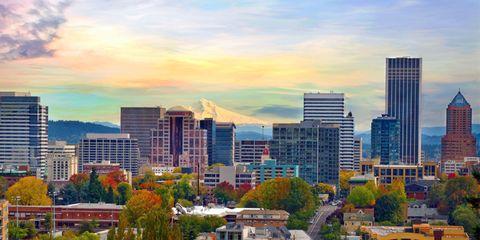 Portland USA