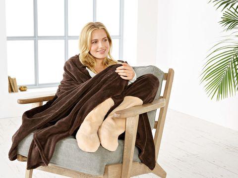Lidl snuggle blanket