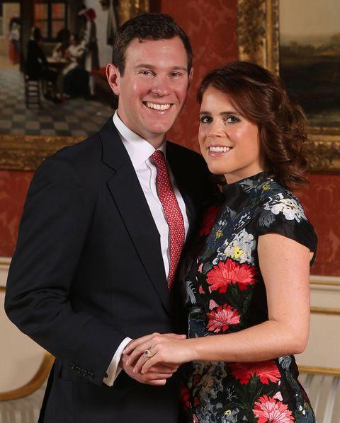 Princess Eugenie and fiance