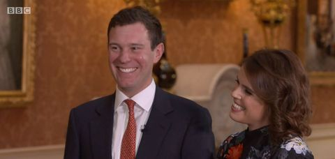 Princess Eugenie and fiance interview The One Show