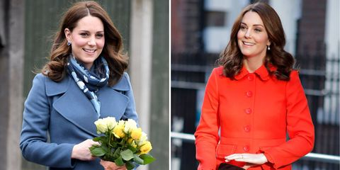 45ed0e1bbf1 Kate Middleton Maternity Outfits  The Duchess Of Cambridge s Best ...