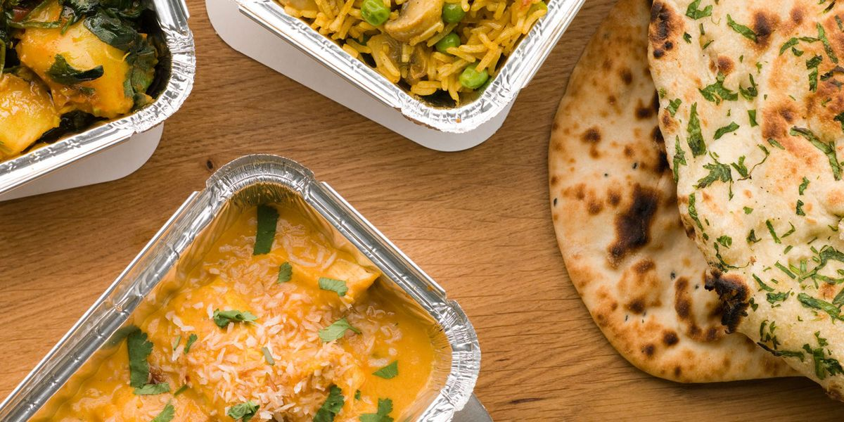 Having a curry could help improve your memory, apparently
