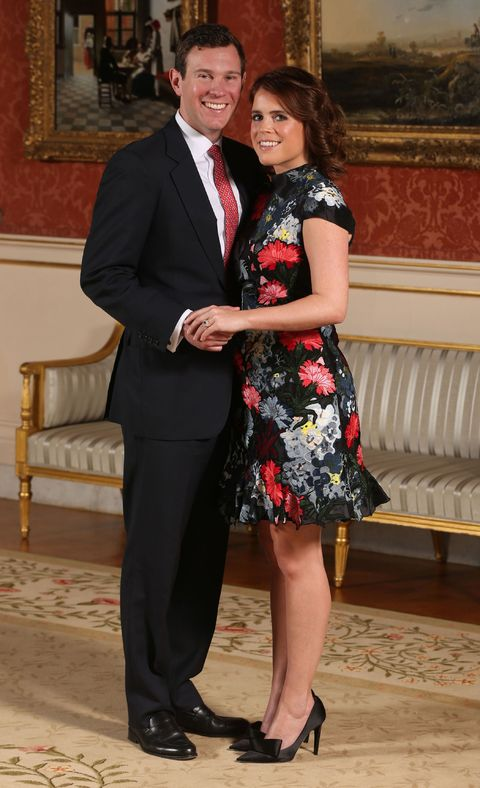 Princess Eugenie and Jack Brooksbank announce their engagement