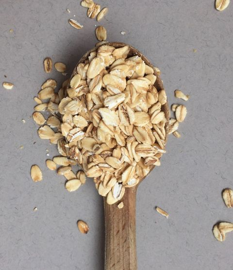 "<p><span>Oats are a cheap staple – buying plain rolled oats will cost less than £2 for a kilogram. They're filling, boost energy and are incredibly versatile.</span></p><p>'It is also a healthy way to start the day as it contains soluble fibre in much higher quantities than other grains, which helps reduce the absorption of cholesterol,' says Frida. 'Studies have shown that a 70g bowl of organic oats is enough to reduce your levels of harmful cholesterol by around 7%, similar to the results of doctor-prescribed statins.'</p><p><span><strong data-redactor-tag=""strong"" data-verified=""redactor"">Try:</strong> </span><a href=""http://www.prima.co.uk/diet-and-health/healthy-living/news/a17494/oat-recipes/"">10 ways to cook with oats</a></p>"