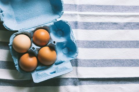 "<p>Scrambled, poached, boiled or baked: the humble egg is a nutritional powerhouse – and it can even help you lose weight. Research has shown that those who included eggs for breakfast in a calorie-controlled plan <a href=""http://www.prima.co.uk/diet-and-health/diet-plans/news/a38559/eggs-weight-loss/"">lost 65% more weight than those who didn't</a>.</p><p>'These readily available foods are packed with nutrients such as vitamin B12, folate, protein and selenium,' says Charlotte. 'They are also a filling food option and a great way to bulk out breakfast.'</p><p><span><strong data-redactor-tag=""strong"" data-verified=""redactor"">Try:</strong> </span><a href=""http://www.prima.co.uk/diet-and-health/healthy-living/a42225/tom-kerridge-shakshuka-breakfast-eggs/"">Tom Kerridge's shakshuka breakfast eggs</a></p>"