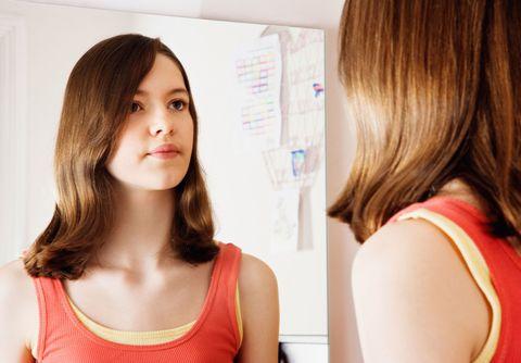 teen body image
