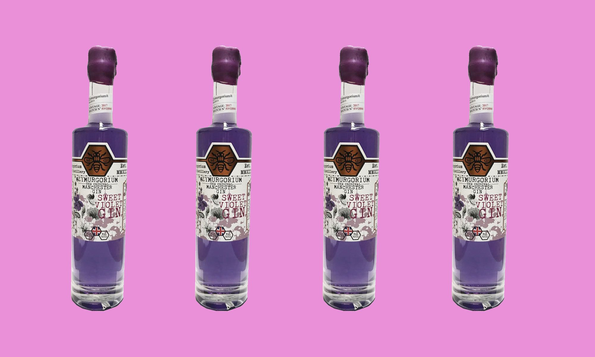 This little-known violet gin is Amazon's number one bestseller