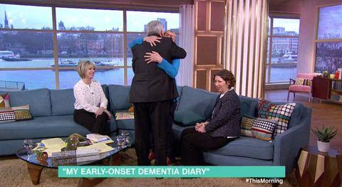 This Morning Wendy Mitchell segment