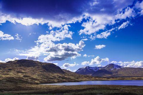 Romantic national parks