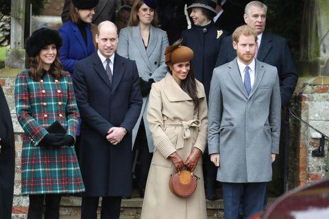Kate Middleton Prince Wiliam Meghan Markle Prince Harry