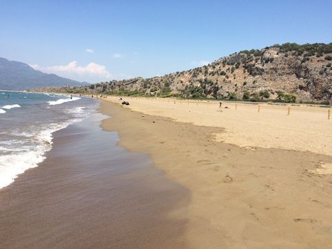 Best beaches Turkey Europe