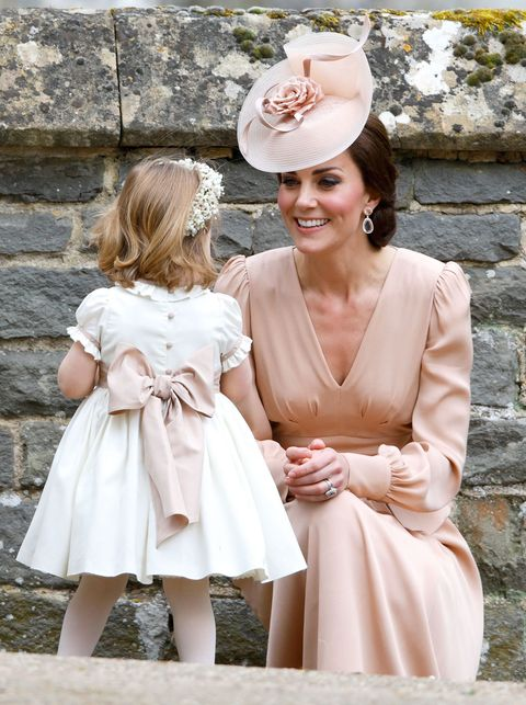 244995b9876e2 ASOS £55 wedding guest dress looks A LOT like the Duchess of Cambridge's  outfit