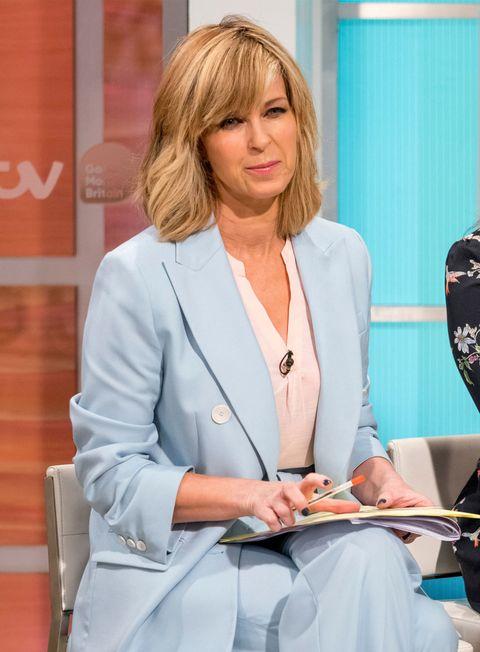 f39aae70 Kate Garraway Fans LOVE Her Pastel Zara Suit