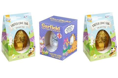 B&M easter eggs for dogs and cats