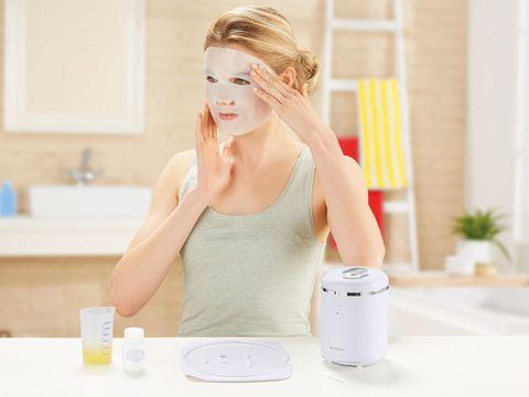 Lidl face mask maker