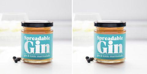 Gin and tonic marmalade