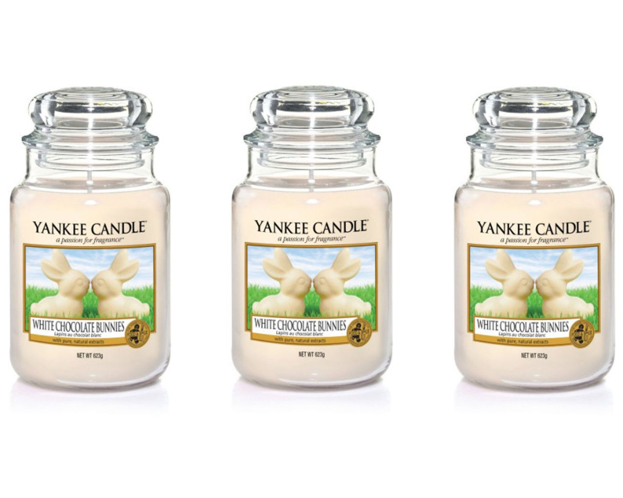 Yankee Candle releases 'White Chocolate Bunnies' scent for Easter