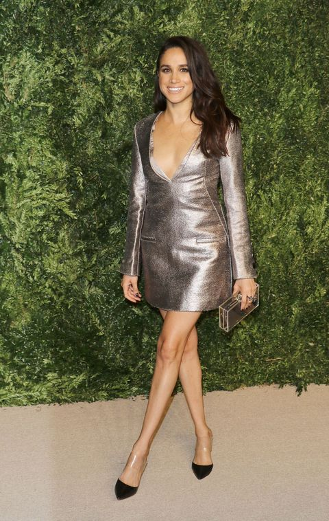 """<p>The American-born Markle has a refreshingly different background from most royals. While she is well-educated (having graduated from Northwestern University), successful (she starred on <em data-redactor-tag=""""em"""" data-verified=""""redactor"""">Suits</em> for seven seasons), and a longtime humanitarian and activist, Markle differs from the royals in a few ways.&nbsp;</p><p>First and foremost: she's American and she's biracial –<span class=""""redactor-invisible-space"""" data-verified=""""redactor"""" data-redactor-tag=""""span"""" data-redactor-class=""""redactor-invisible-space"""">&nbsp;</span>and <a href=""""http://www.elleuk.com/life-and-culture/news/a26855/more-than-an-other/"""" target=""""_blank"""">has spoken candidly about her experience</a> as a mixed race woman. She's also an entrepreneur, having founded her <span data-redactor-tag=""""span"""" data-verified=""""redactor""""></span>now-defunct lifestyle site, <em data-redactor-tag=""""em"""" data-verified=""""redactor"""">The Tig</em>, in 2014. And, Markle is a divorcée: she split from her first husband, Trevor Engelson, in August 2013. <span data-redactor-tag=""""span"""" data-verified=""""redactor""""></span></p>"""