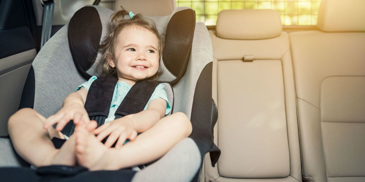 The car seat hack all parents need to know in case of an emergency