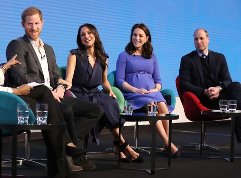 """<p>Members of the royal family are strongly discouraged from making political statements, which means they rarely comment on social movements. This can be a difficult stricture for even experienced royals to navigate.&nbsp;</p><p>But Markle, a longtime activist who has championed women's causes in the past, recently spoke in support of women at the Royal Foundation Forum. It was a candid and refreshing moment for those who have longed for the royals to use their platform –<span class=""""redactor-invisible-space"""" data-verified=""""redactor"""" data-redactor-tag=""""span"""" data-redactor-class=""""redactor-invisible-space"""">&nbsp;</span>and as many pointed out, supporting women's empowerment is hardly a radical political stance.</p>"""