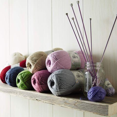 Product, Textile, Purple, Violet, Lavender, Magenta, Wool, Thread, Circle, Woolen,
