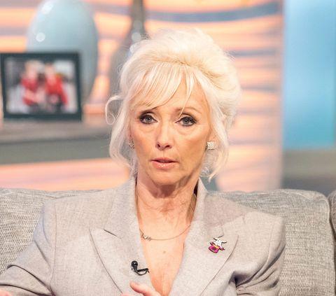 Debbie McGee on Lorraine
