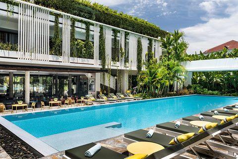 Viroth's Hotel, world's best hotel in Cambodia
