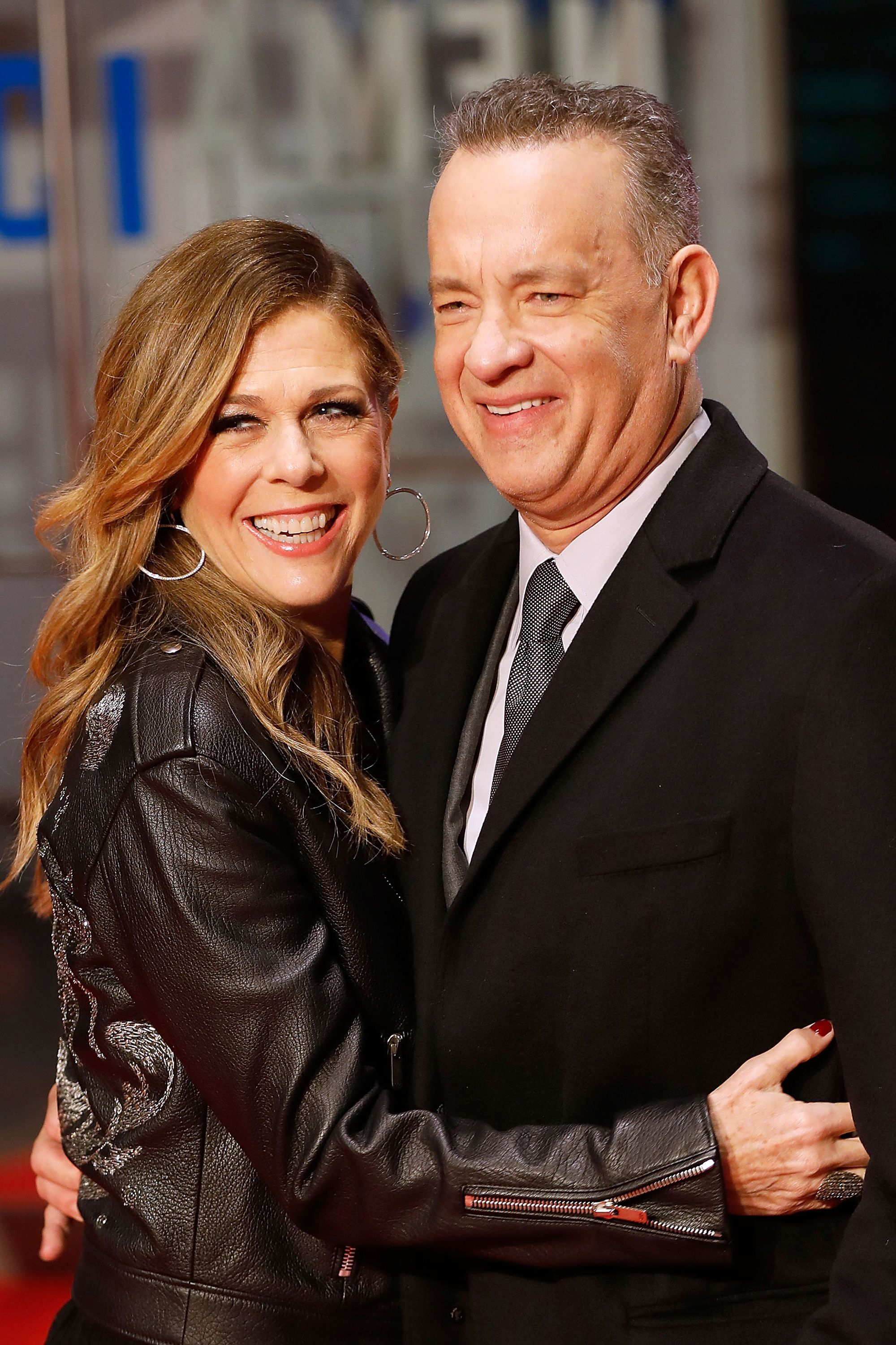 """<p><u data-redactor-tag=""""u"""" data-tracking-id=""""recirc-text-link"""">The adorable couple</u> have been married for nearly 30 years–<span class=""""redactor-invisible-space""""></span>longer than many Hollywood pairs. And it hasn't always been an easy ride, especially when Wilson was <a href=""""http://people.com/celebrity/rita-wilson-breast-cancer-actress-undergoes-double-mastectomy-reconstruction/"""" target=""""_blank"""" data-tracking-id=""""recirc-text-link"""">diagnosed with breast cancer</a> in 2015. But they came through stronger than ever. 'When we first looked at each other there was definitely a kind of, """"Hey, this is the place!""""–<span class=""""redactor-invisible-space""""></span>I felt that anyway,'Hanks said in an interview with <a href=""""http://www.etonline.com/news/175548_tom_hanks_on_his_27_year_marriage_to_rita_wilson_we_got_married_for_all_the_right_reasons"""" target=""""_blank""""><em data-redactor-tag=""""em"""" data-tracking-id=""""recirc-text-link"""">Entertainment Tonight</em></a>.</p>"""