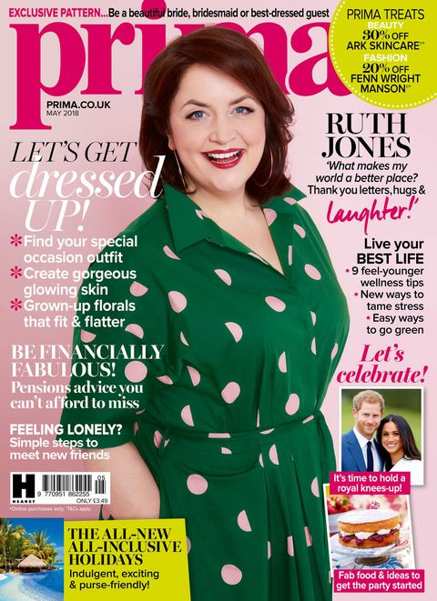 Prima May issue