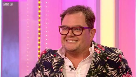 Alan Carr, The One Show