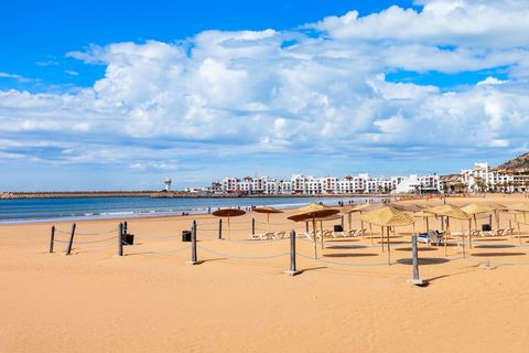 "<p>Compared to last year, all-inclusive packages to Agadir in Morocco have dropped by 13% and a seven-night stay in a four-star from London in May can now <a href=""https://www.travelsupermarket.com/en-gb/holidays/results/5310a3fa823ab0522c0a32d4/528cc0fde4b0ec1df5267bd4/2018-05-19/7/?room=A2"" target=""_blank"">start from £284pp.</a></p>"