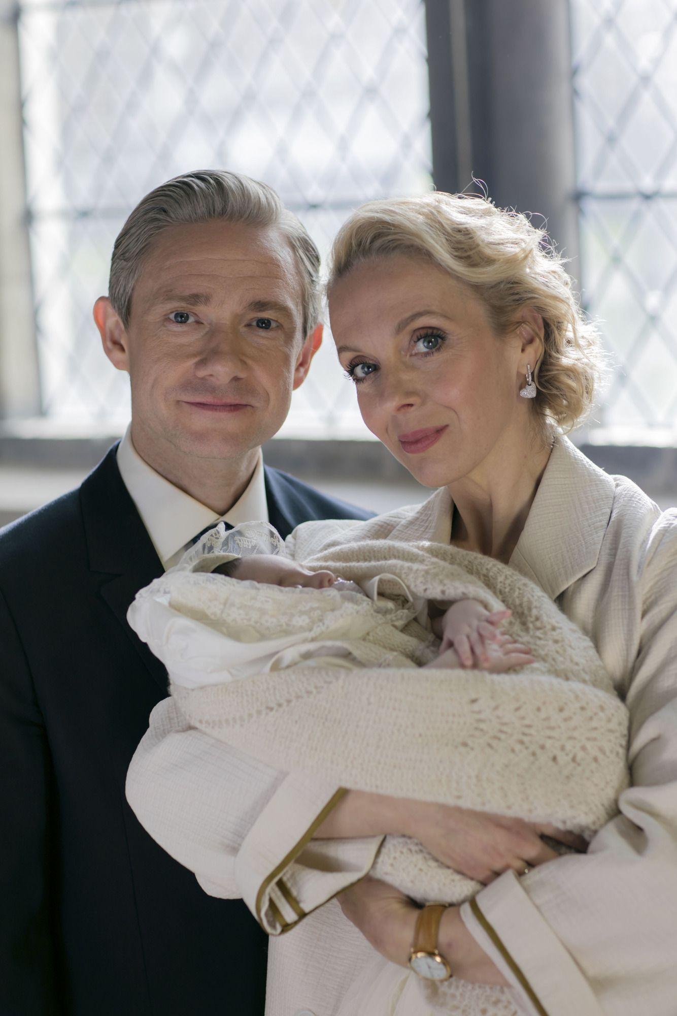 Sherlock's Amanda Abbington opens up about her split from Martin Freeman