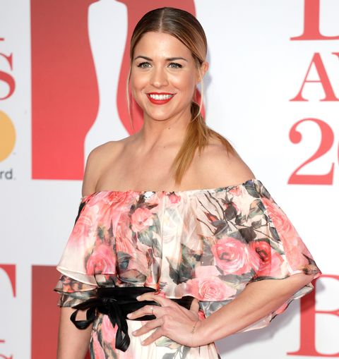 gemma atkinson shares sweet video of mia with her great great aunt