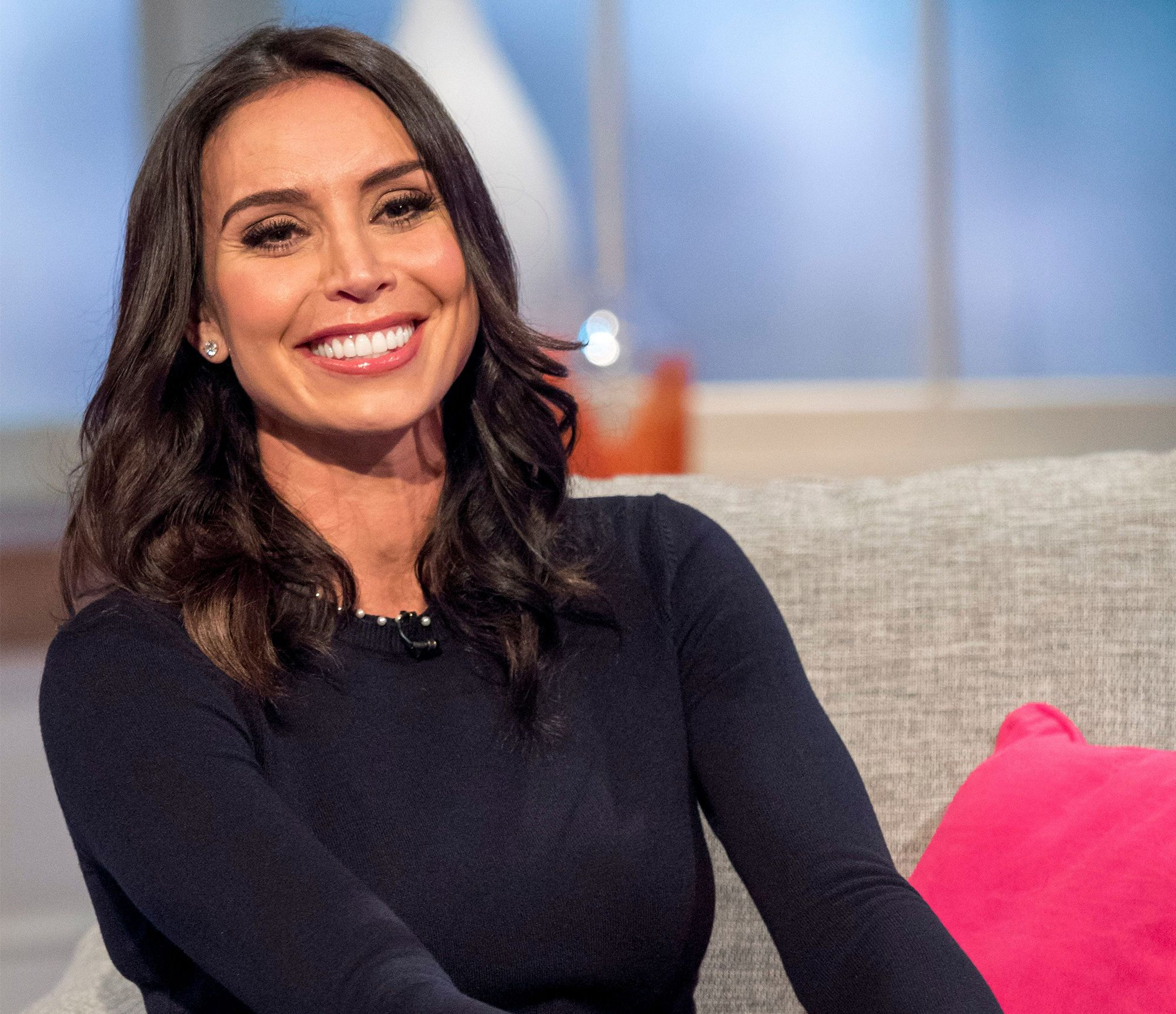 Christine Lampard Shares Holiday Photos To Celebrate Frank S Birthday And Father S Day