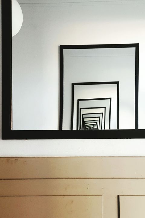 """<p>The infinite reflections may look cool, but in <a href=""""https://www.washingtonpost.com/news/worldviews/wp/2017/10/26/whats-a-scary-superstition-in-your-part-of-the-world-share-it-with-us/?utm_term=.e643fcf5cffc"""" target=""""_blank"""">Mexico and elsewhere</a> facing mirrors open a doorway for the devil. </p>"""