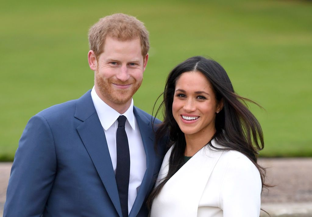 Prince Harry and Meghan Markle Are Renovating the Garden at