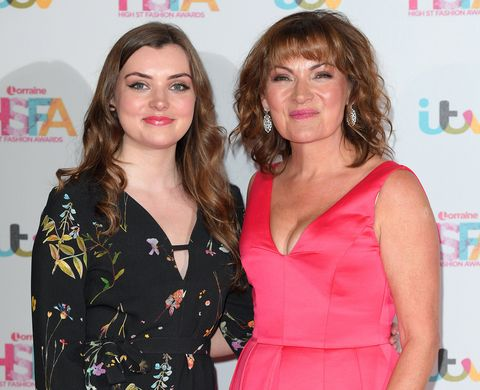 lorraine kelly and daughter