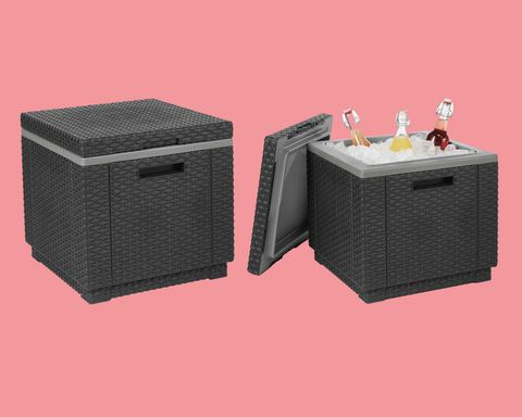 Lidl Allibert Rattan Seat with Integrated Cool Box