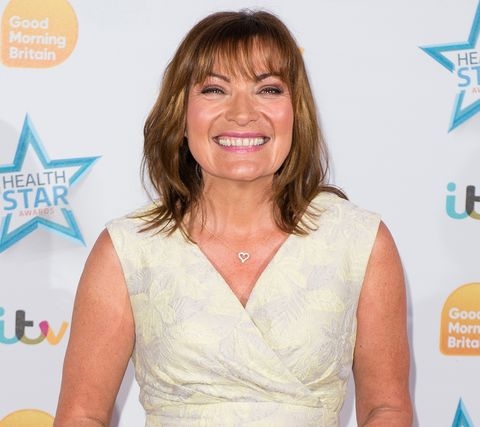 We re pining over Lorraine Kelly s timelessly chic polka-dot Hobbs dress b50971319