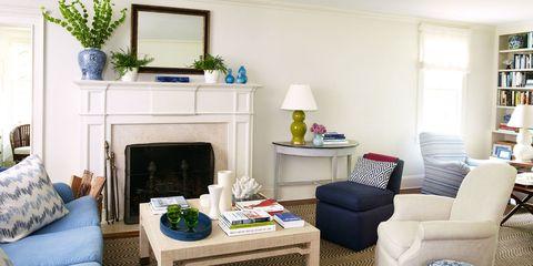 Blue, Room, Interior design, Green, Living room, Home, Furniture, Wall, Floor, Interior design,