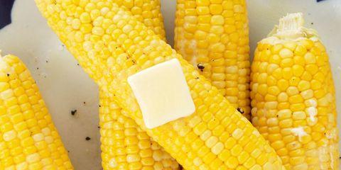Better boiled corn