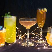 trendy cocktails