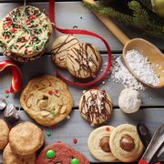 Easy Christmas Cookies You Can Make With One Dough