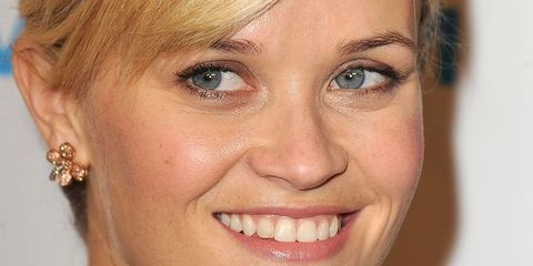 Straight: Reese Witherspoon