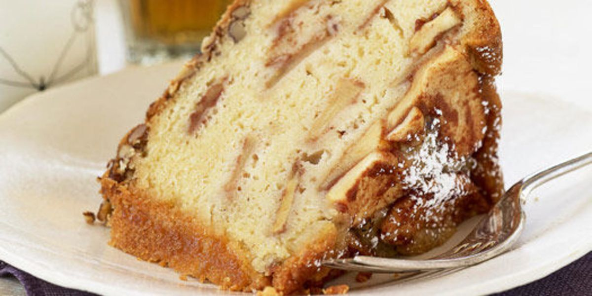 Redbook Apple Cake Recipe