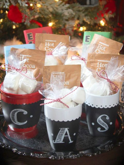 DIY Holidays Gifts for Coworkers - Gifts for Coworkers